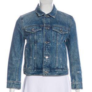 Helmut Lang jean jacket